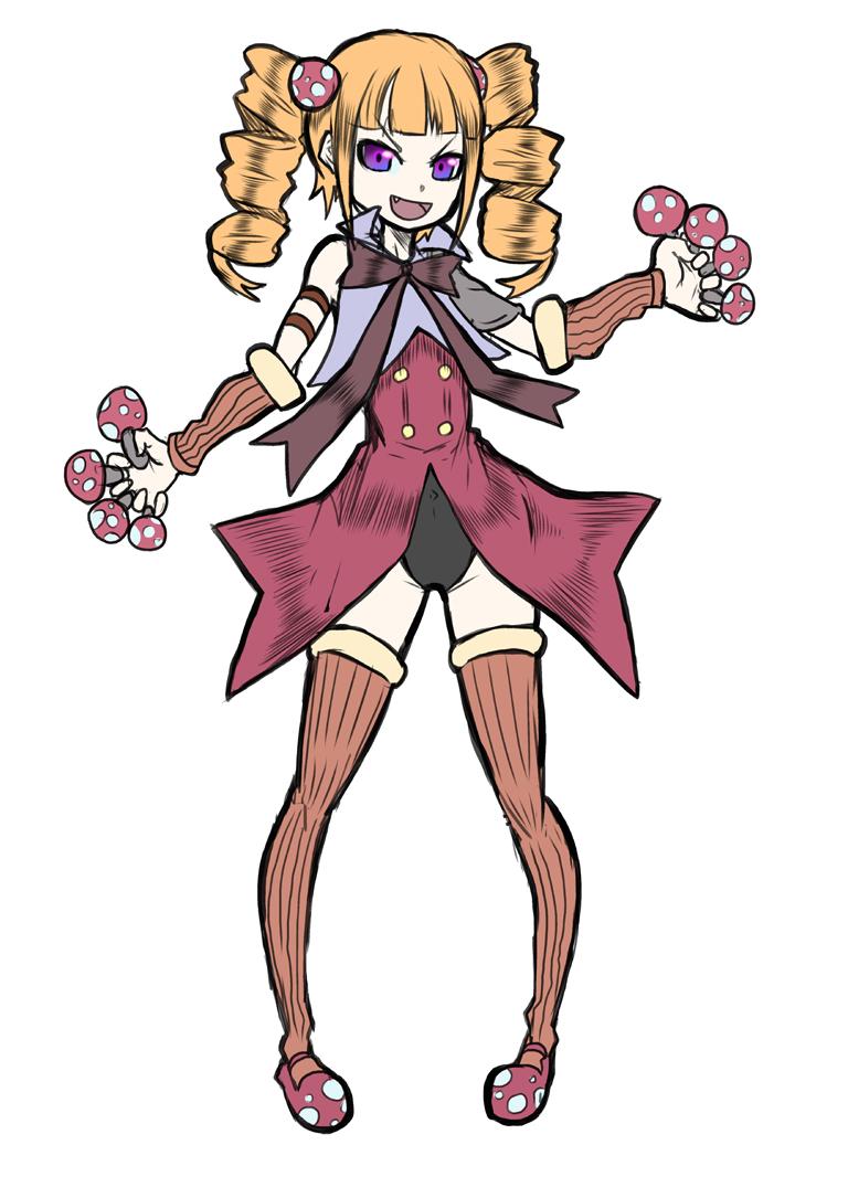 【カオス&ソード】キノコ=マルゲリータ