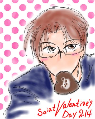 バレンタインace
