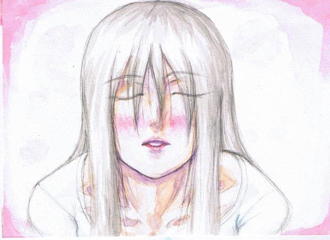 貞子さん Kiss me