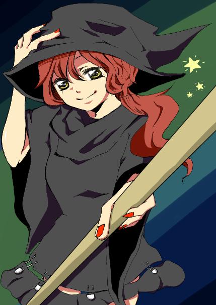 魔法のお姉さん