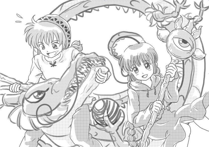 魔法陣グルグル復活記念!