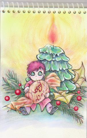 2012チビ我クリスマス