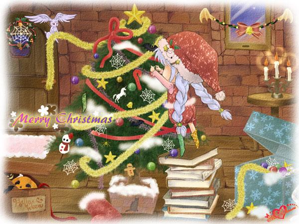 魔女だってクリスマス!