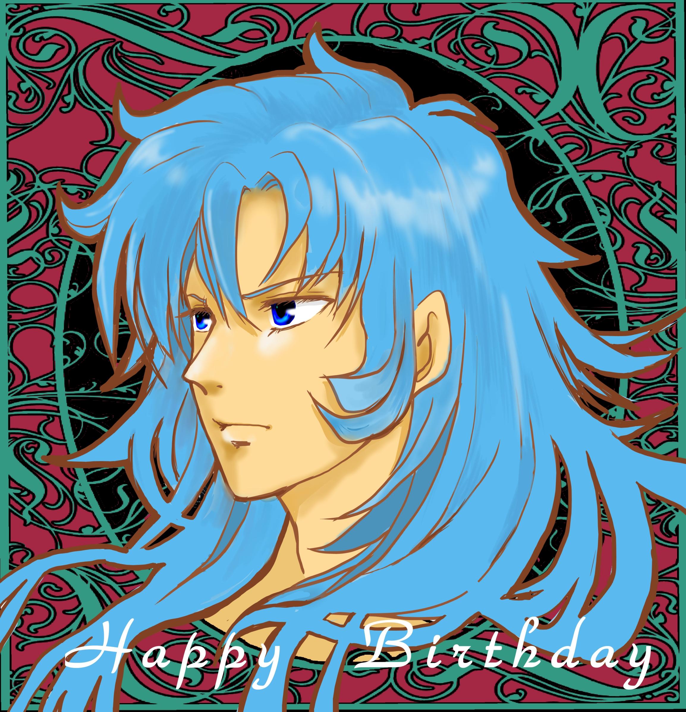 魚津 満さんお誕生日おめでとう