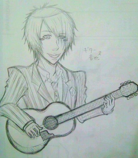 [お題] ギター