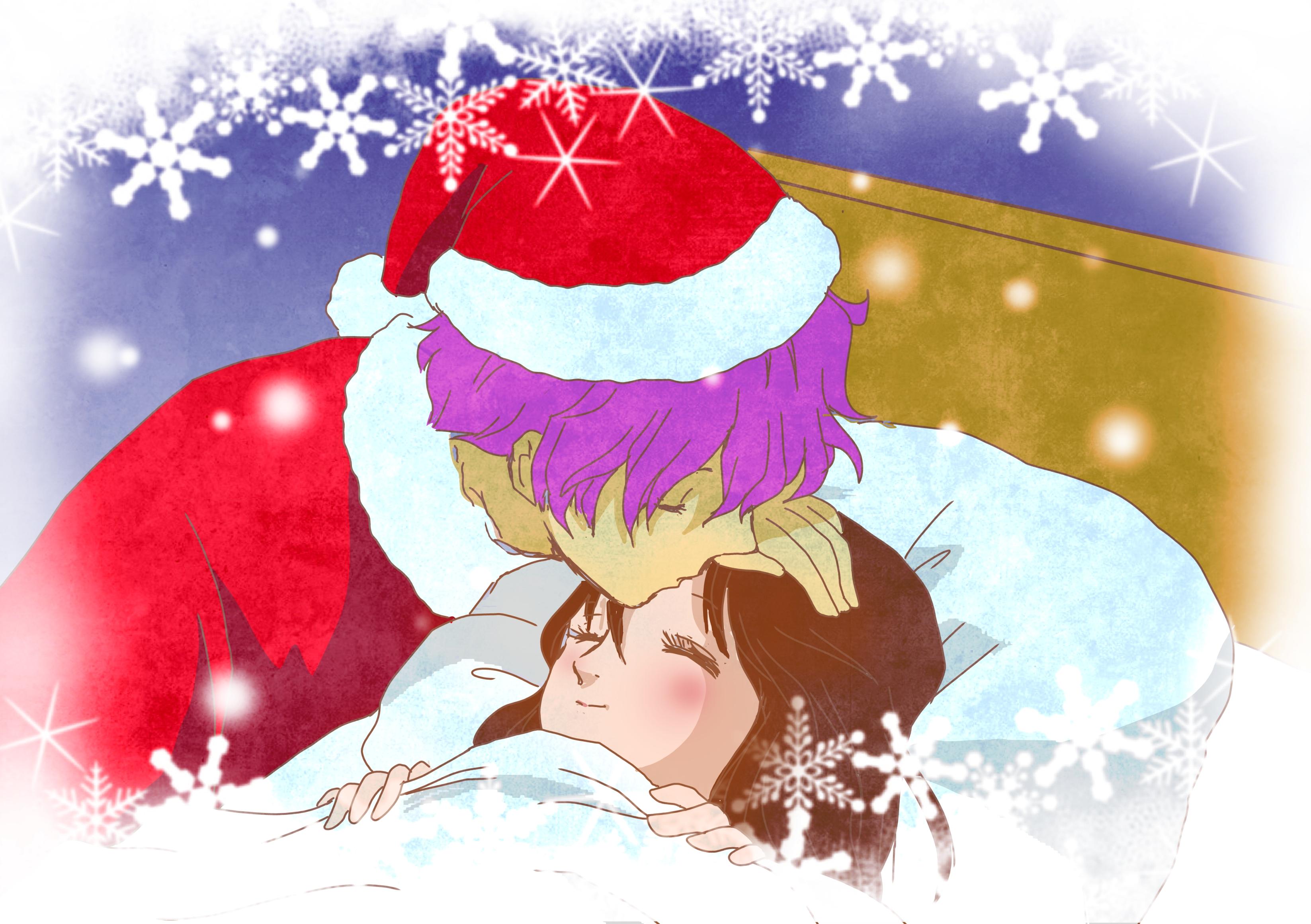 メリークリスマスイヴ