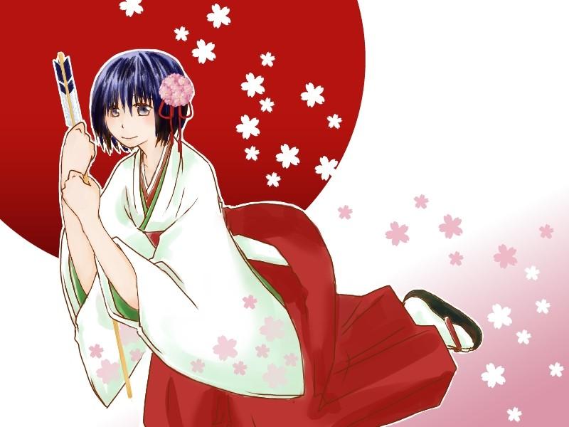 描きぞめ桜