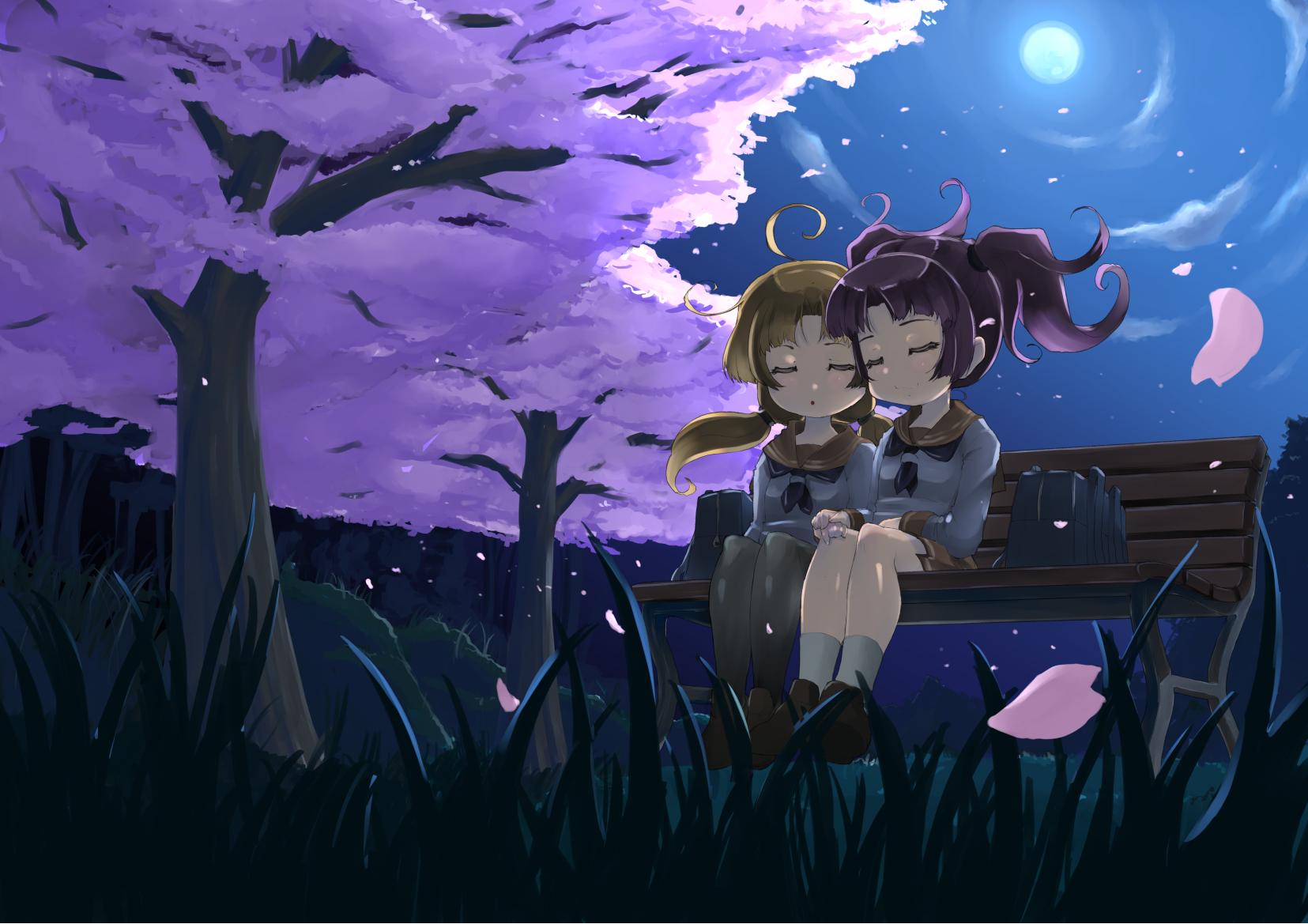 夢月夜ノ桜