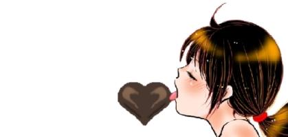 チョコキス♪