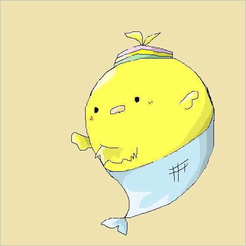 ヒヨコ+人魚=3月3日