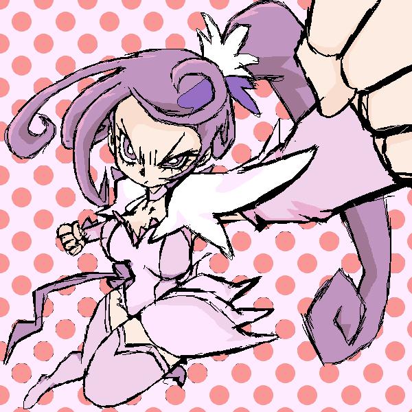 今日の紫!