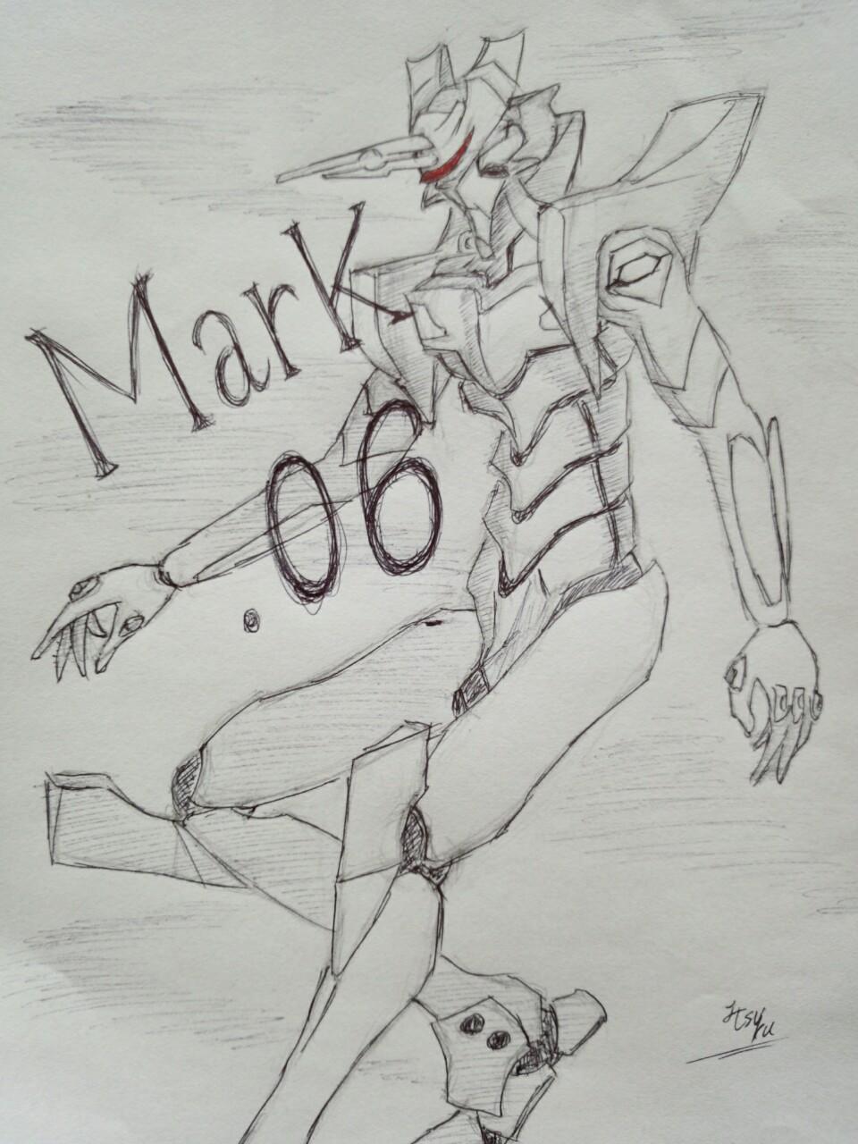 エヴァンゲリオンmark.06