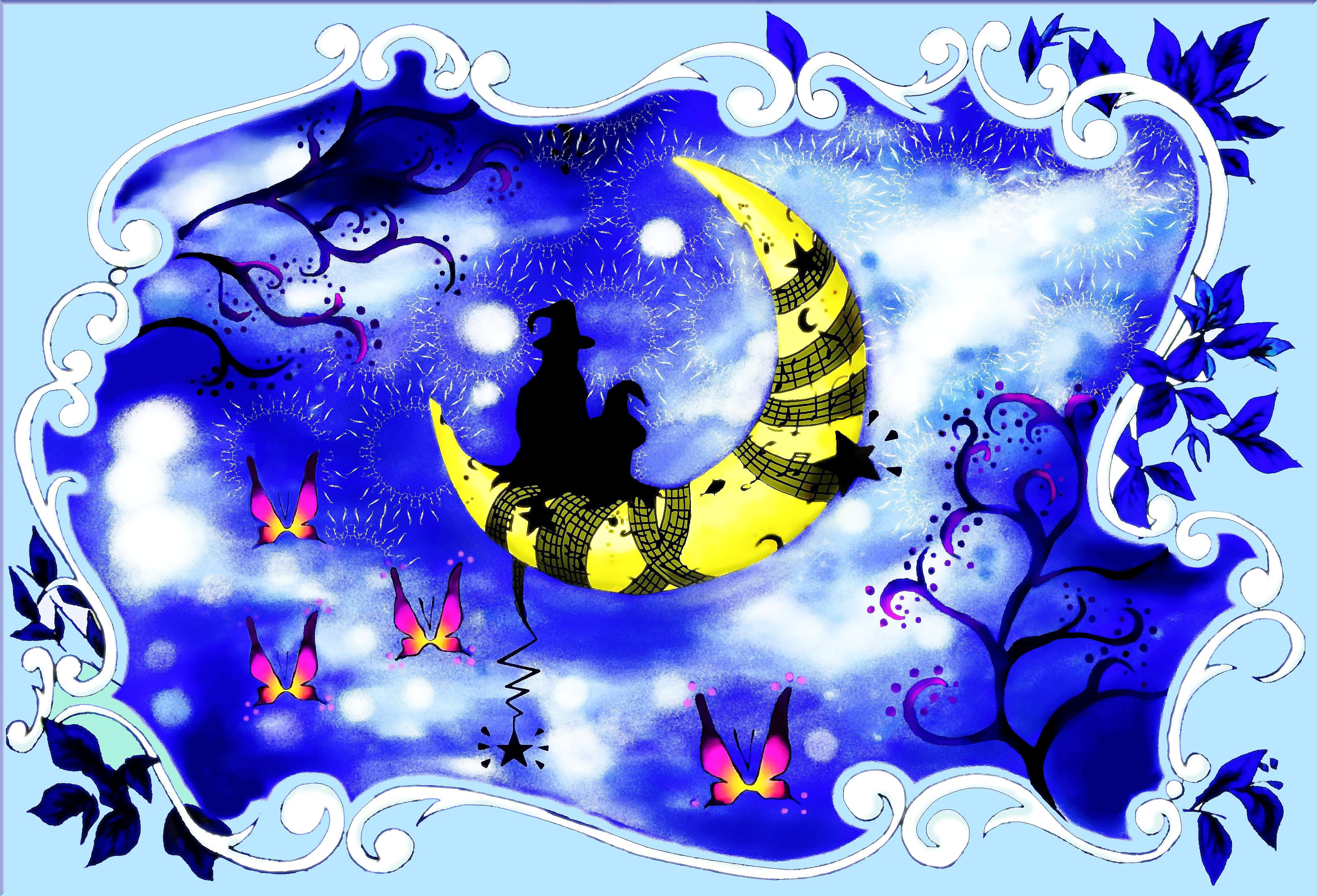 月のワルツ