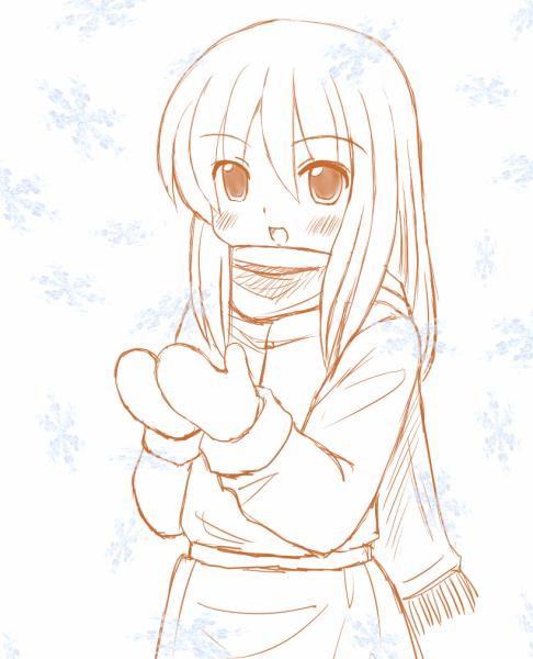 冷えてきましたね。
