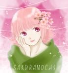 桜餅擬人化