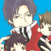 王子と猫(にゃいきり)な犬達