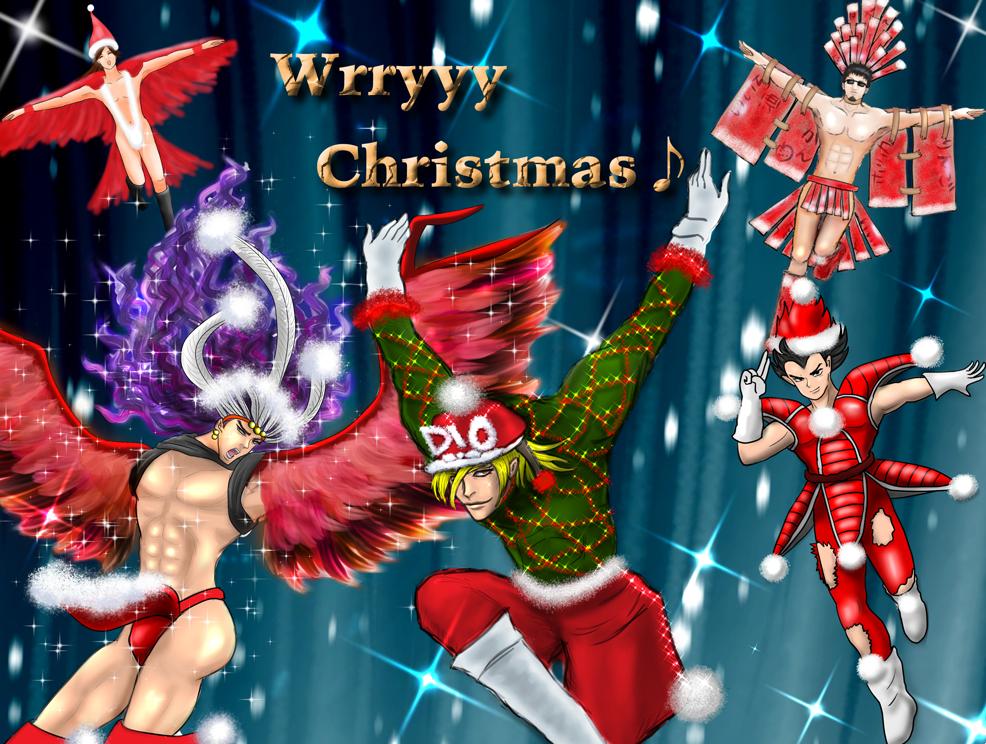 【ジョジョ】WRRYY Christmas!