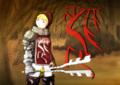 鹿角剣(ろくかくけん)の騎士