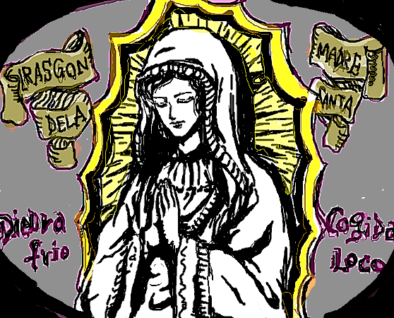 Pray Maria
