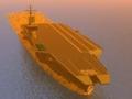 地球連邦海軍攻撃空母『CVS-165