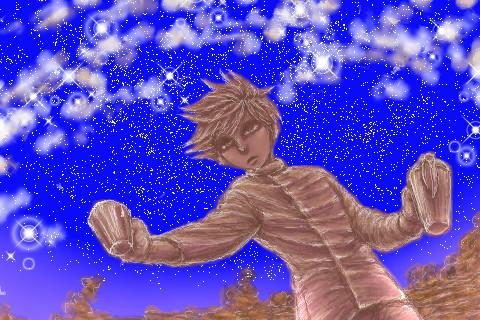 砂漠の妖精