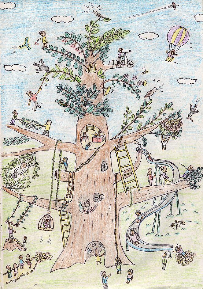 ぼくらの木