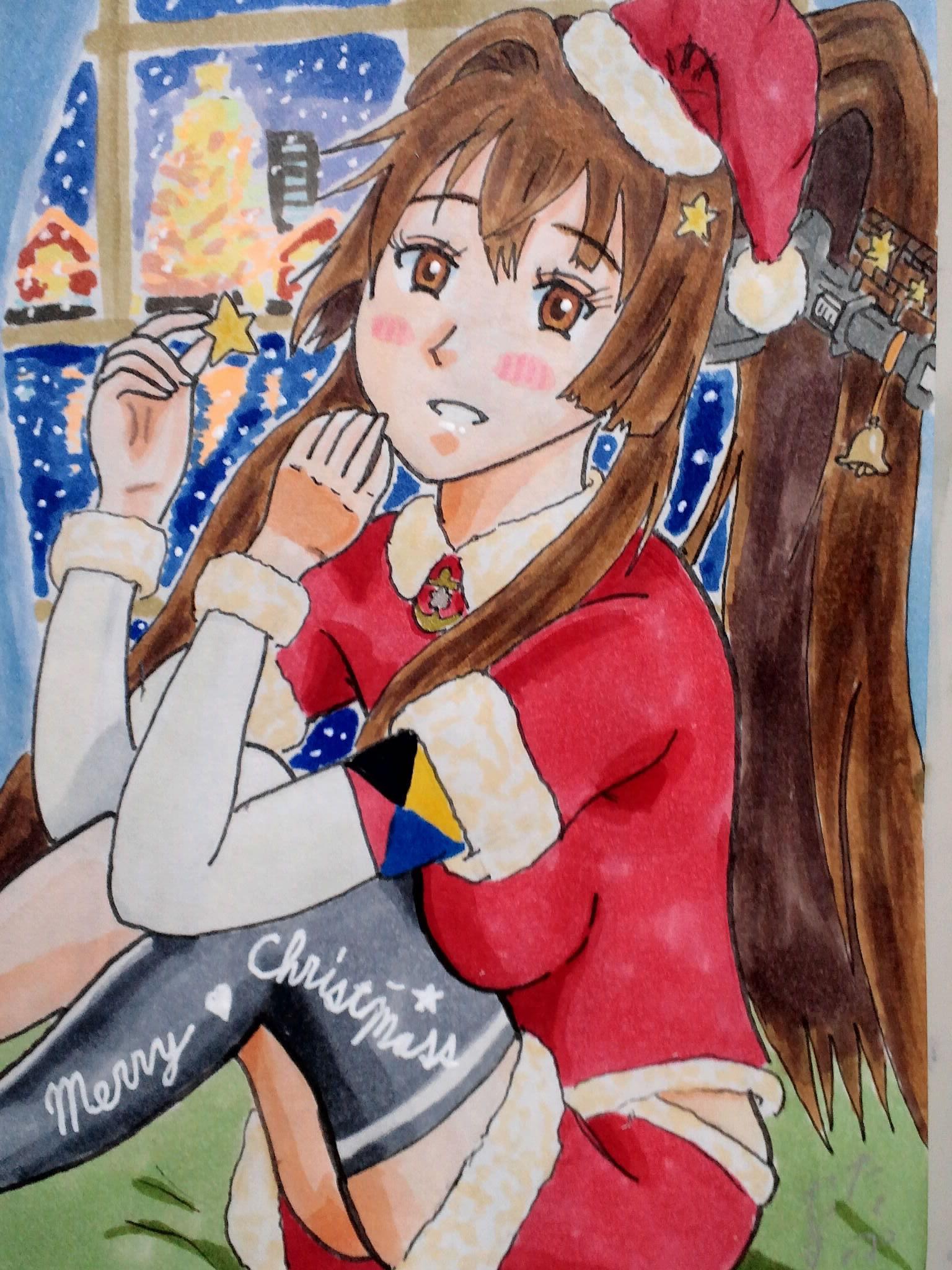 大和さんとホワイトクリスマス