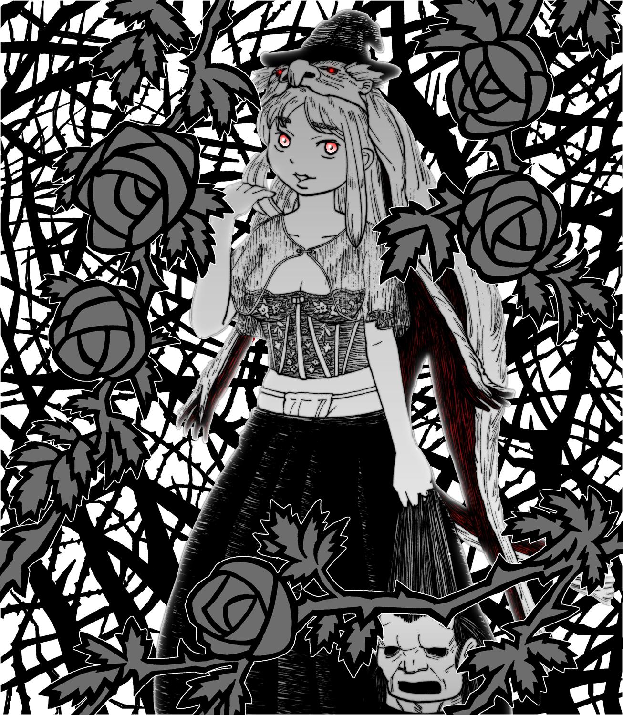 姥皮の魔女