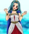 ミーティア姫コス。