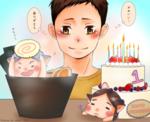 澤村大地誕生祭2015