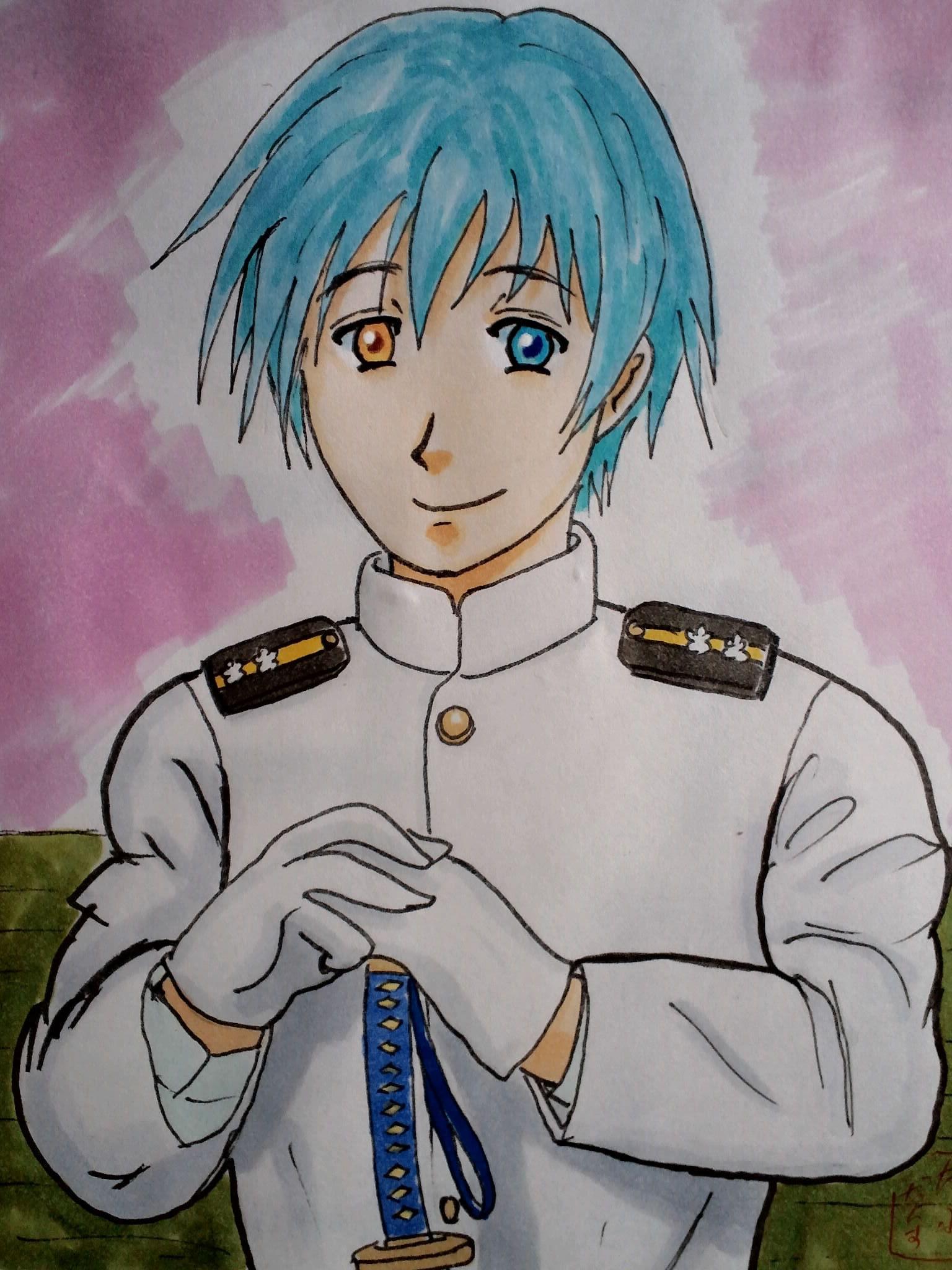 アスカ中尉