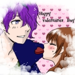 バレンタインなので♪