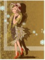 ドレスその1『冬支度』