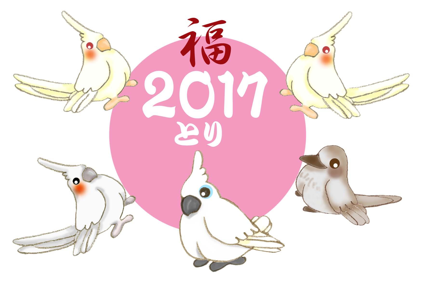 2017年賀