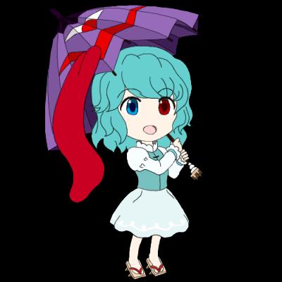 小傘ちゃん
