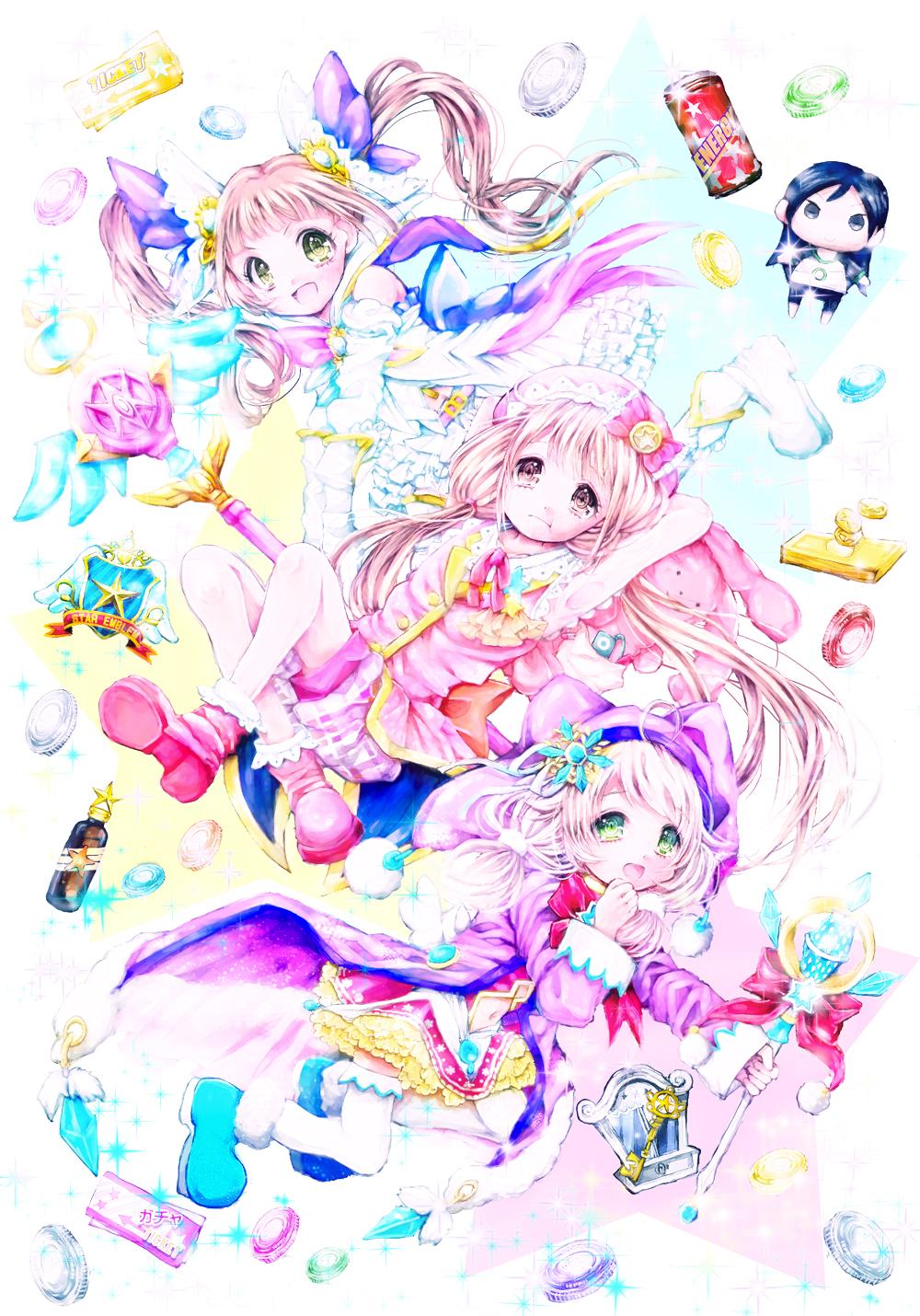 キュート系☆魔法少女!
