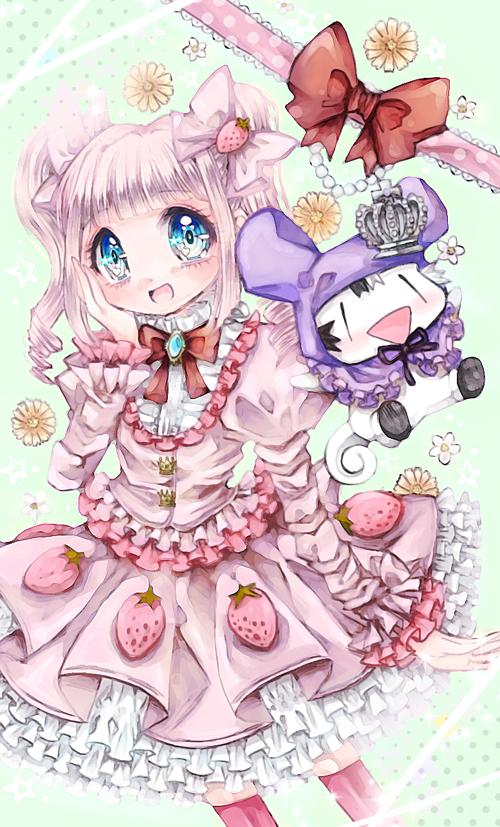 Strawberry Lolita!