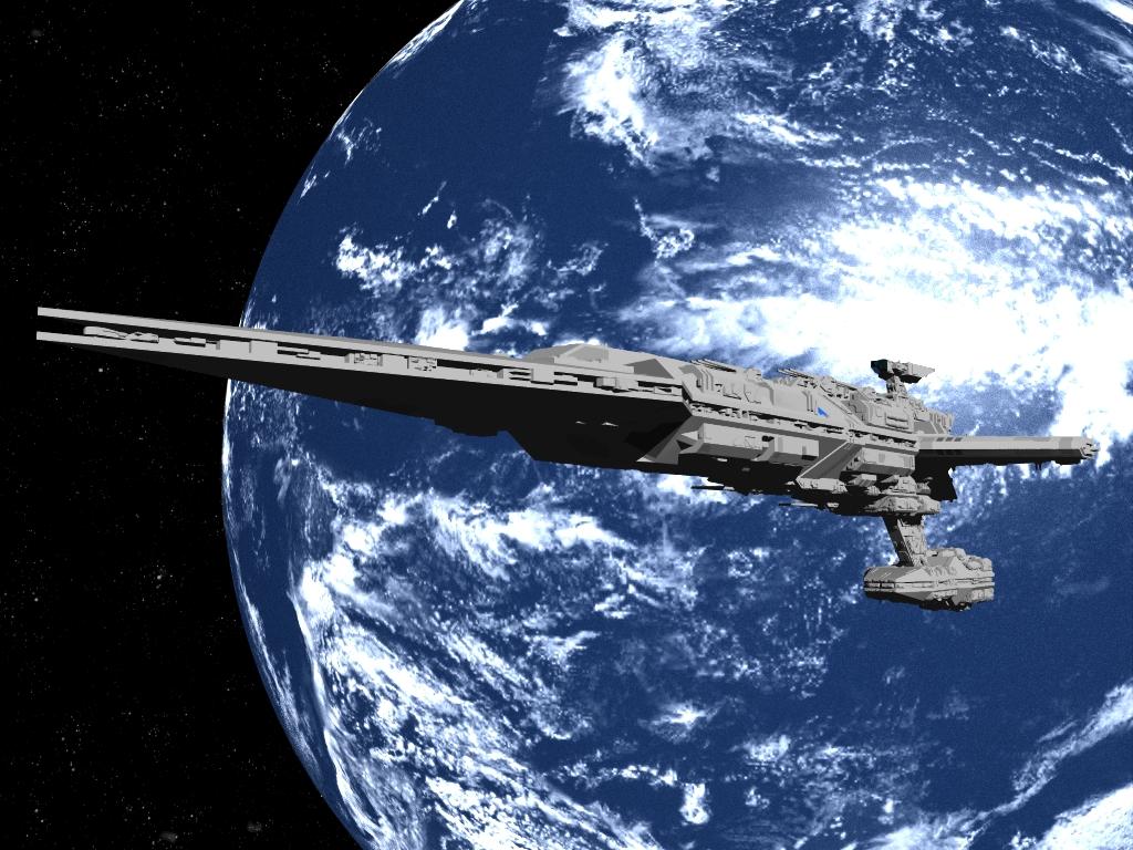 ユニウス連邦宇宙艦隊攻撃型主力