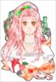 昔の絵 ~メリークリスマス!2