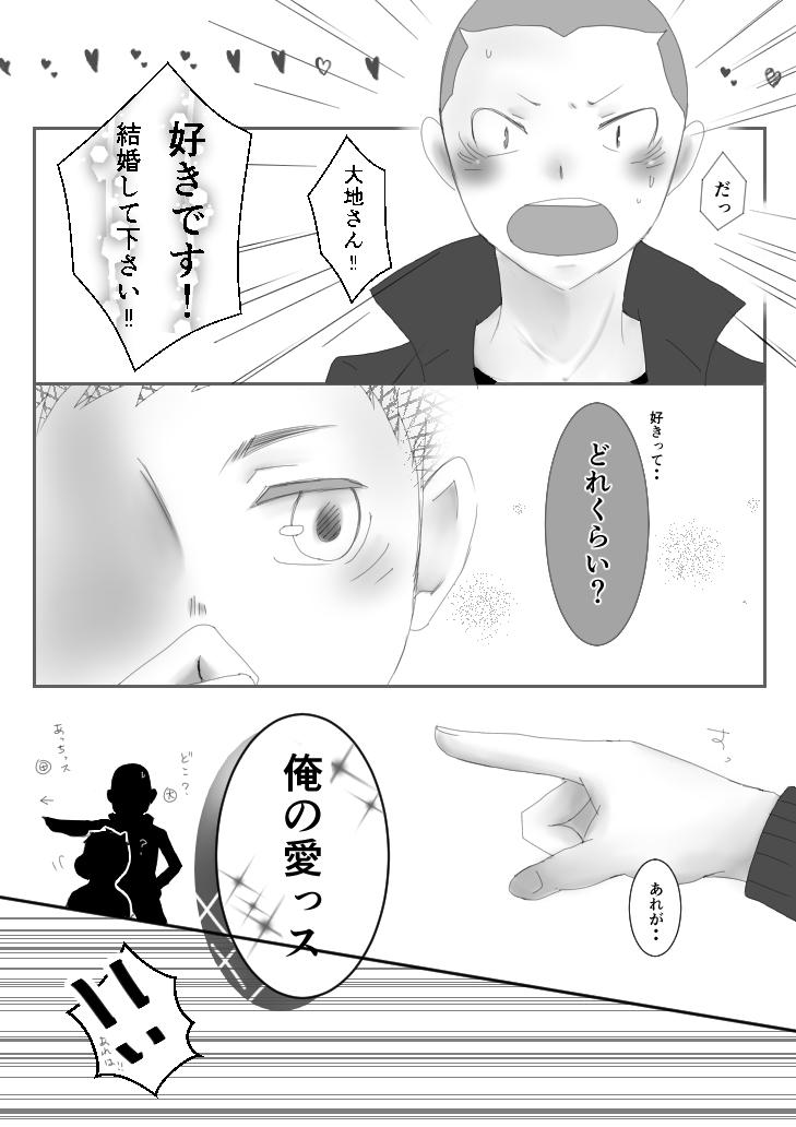 ※BL注意!大田/HQ