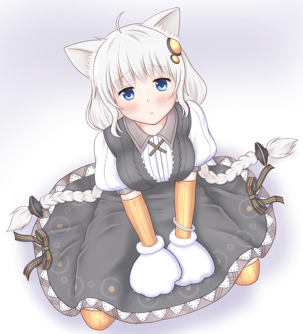 紲星あかり・猫耳つき2