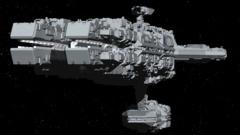ユニウス連邦宇宙艦隊重攻撃空母