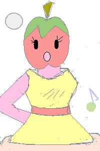 歌う トマト姫