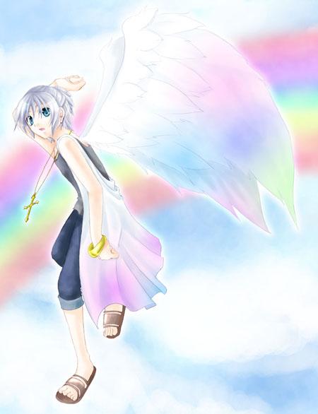 少年天使*かんせー