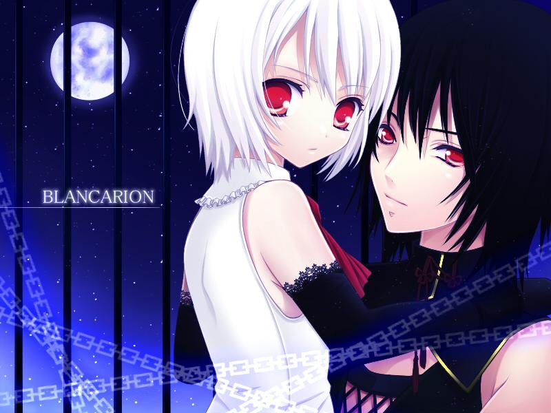 BLANCARION-束縛-