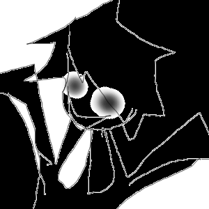 黒白ロード