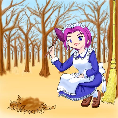 食欲の秋(途中)