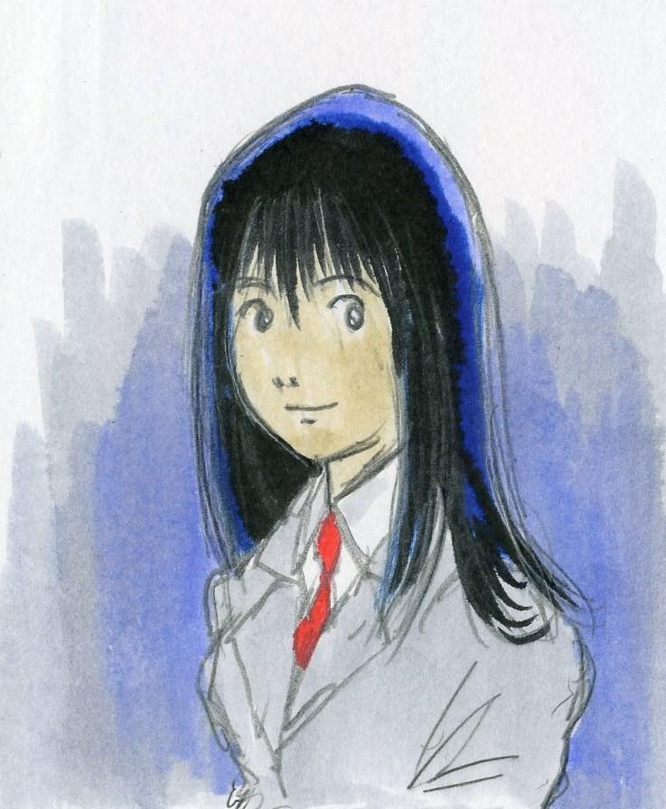 オリジナル女性画