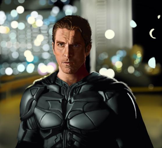 バットマンの正体