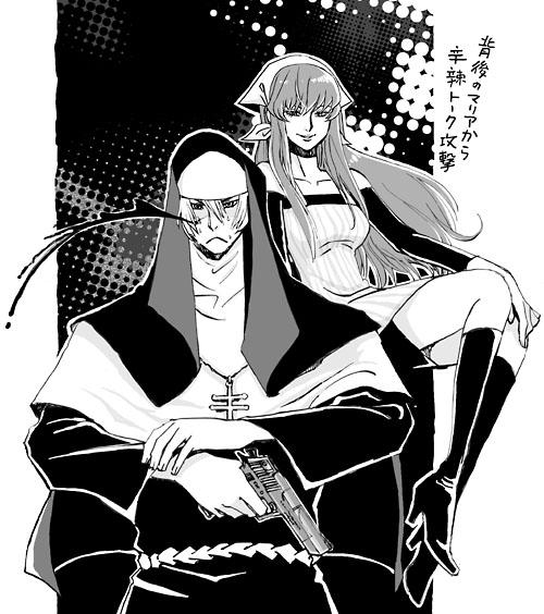 シスター+マリア